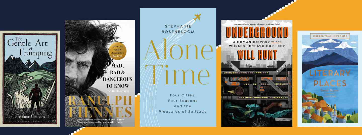 5 brilliant travel books for May 2019