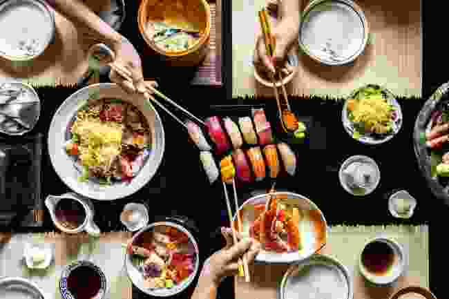 Bring your own chopsticks in Japan (Shutterstock)