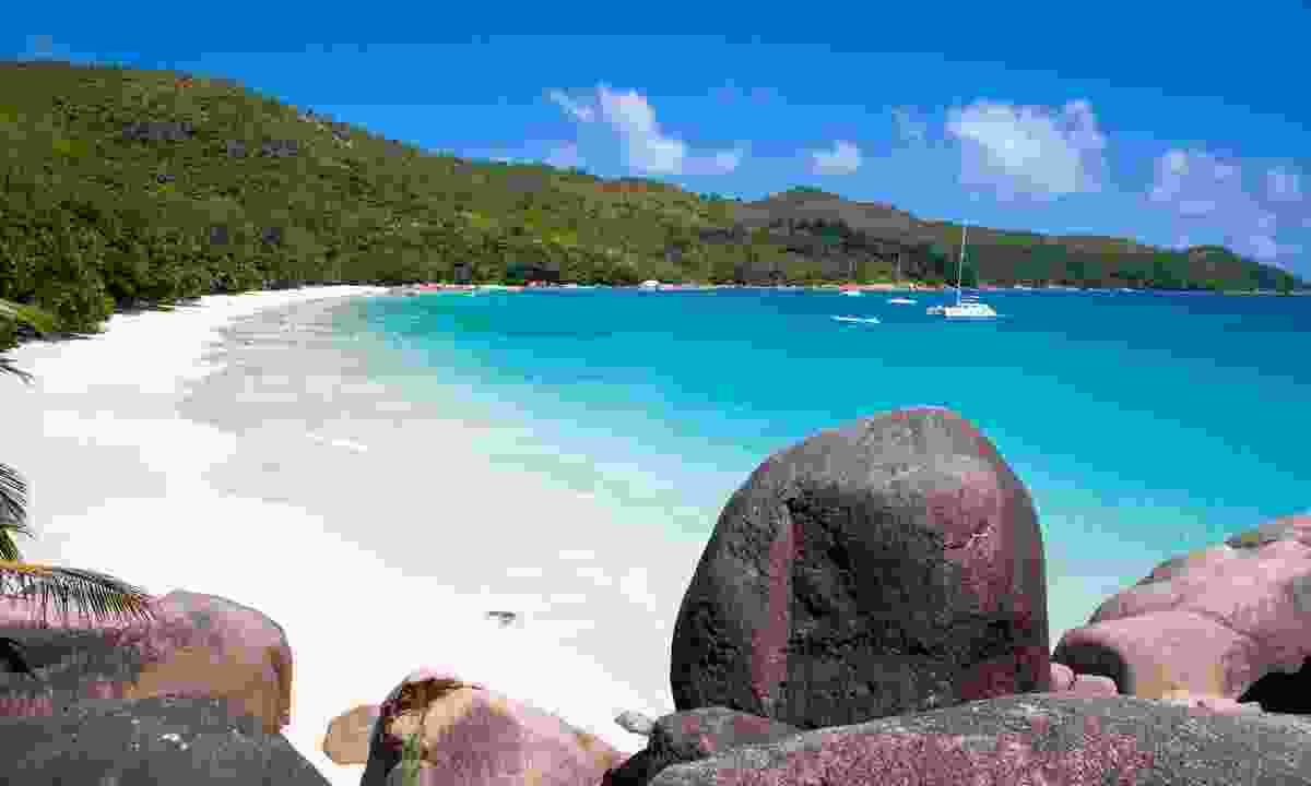 Anse Lazio (Seychelles Tourism Board/Gerard Larose)