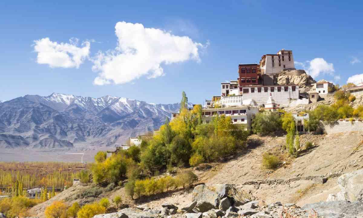 Thikse Monastery (Shutterstock)