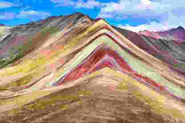 Vinicunca, Peru (Shutterstock)
