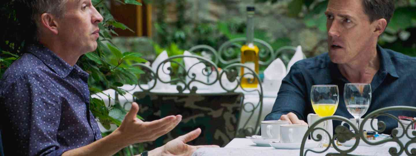Rob Brydon and Steve Coogan eating up Spain (Sky)
