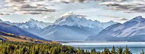 Milford Sound, New Zealand (Tourism New Zealand)