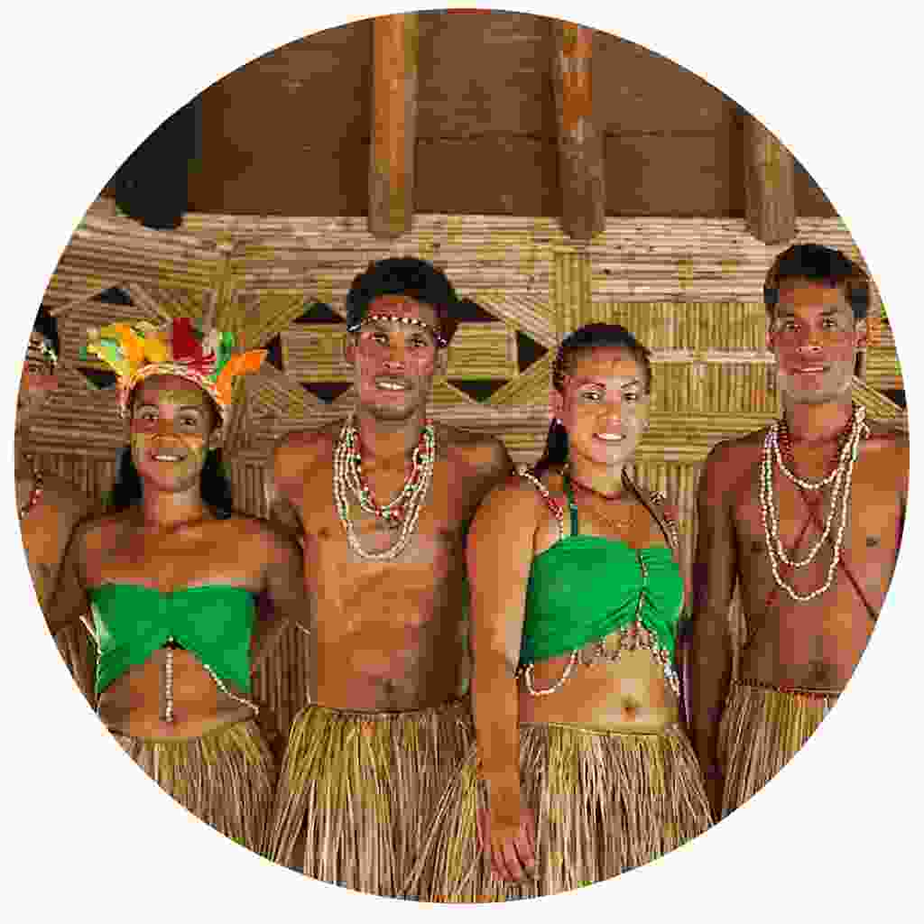 Meet Dominica's first people