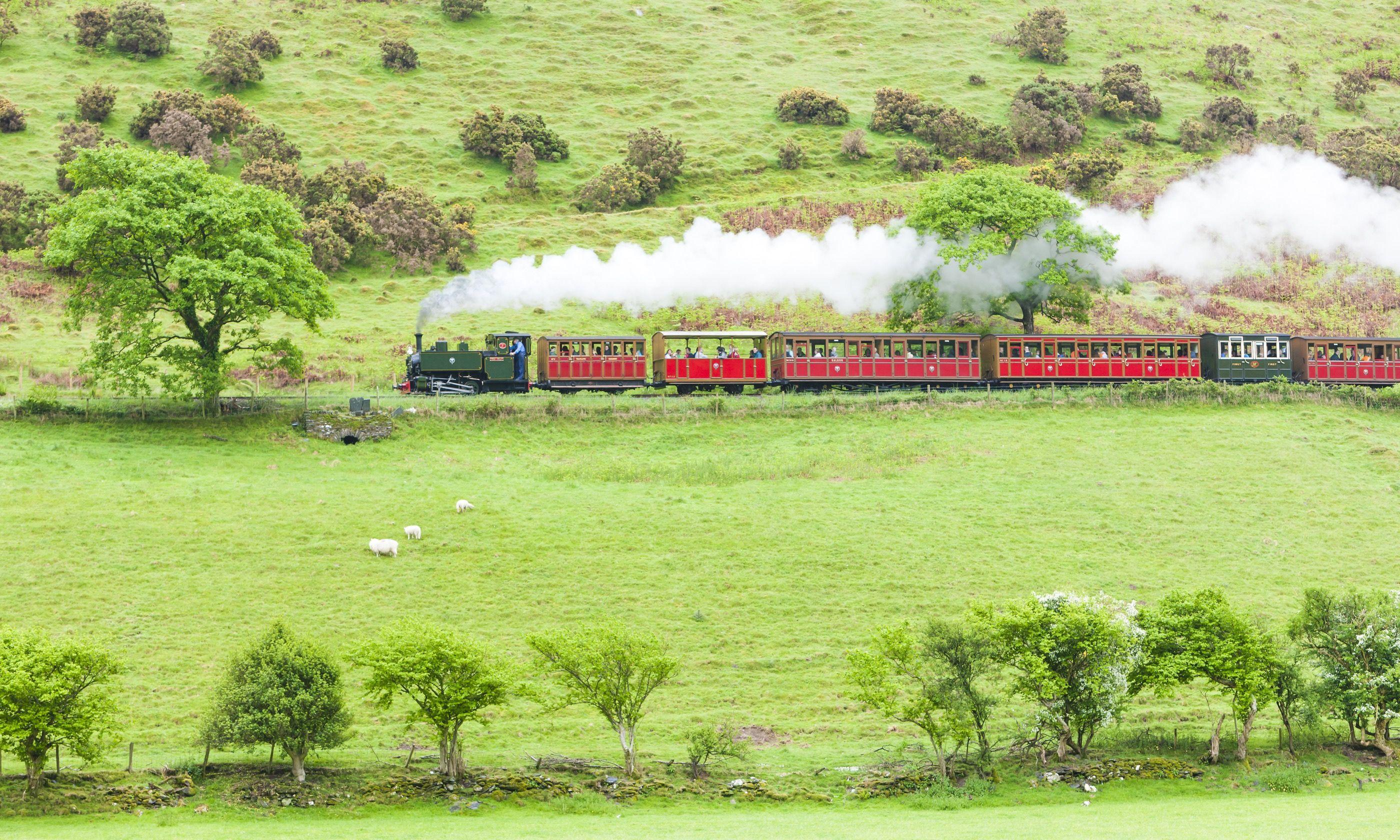 Talyllyn Railway (Shutterstock.com)