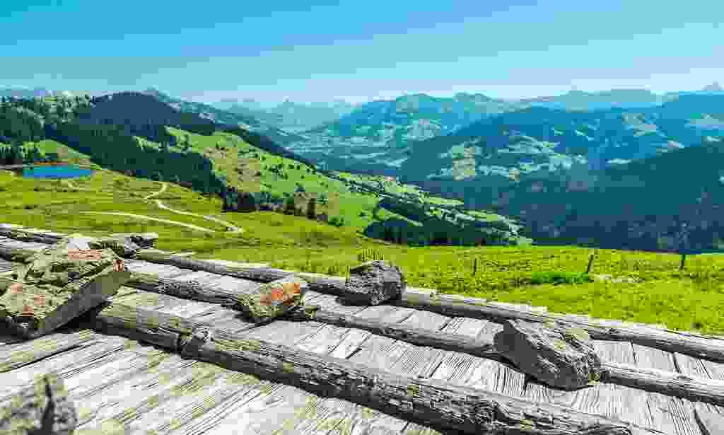 The landscapes of Wildschönau (Wildschönau Tourismus)