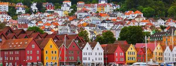 Norway,Naeroyfjord (Naeroyfjorden) is a fjord in Sogn og Fjordane, Western Norway. It is a branch of Sognefjord and Aurlandsfjord (dreamstime.com)