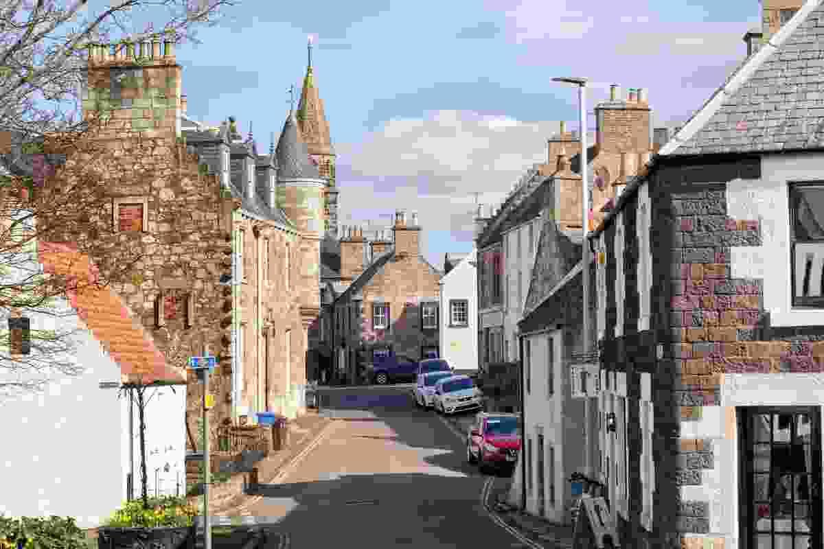 Falkland, Fife (Shutterstock)