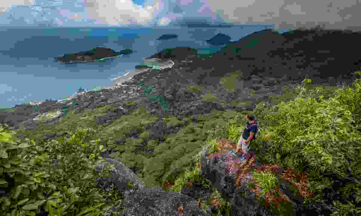 Morne Blanc nature trail (Seychelles Tourism Board/Chris Close)