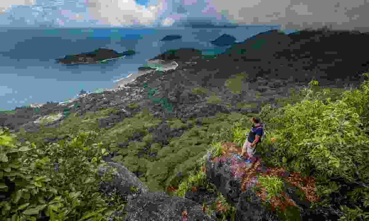 Morne Blanc nature trail (Seychelles Tourism Board/Chris Close)