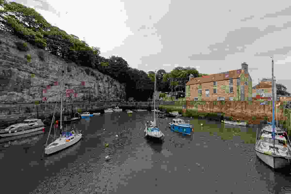 Dysart Harbour (Shutterstock)