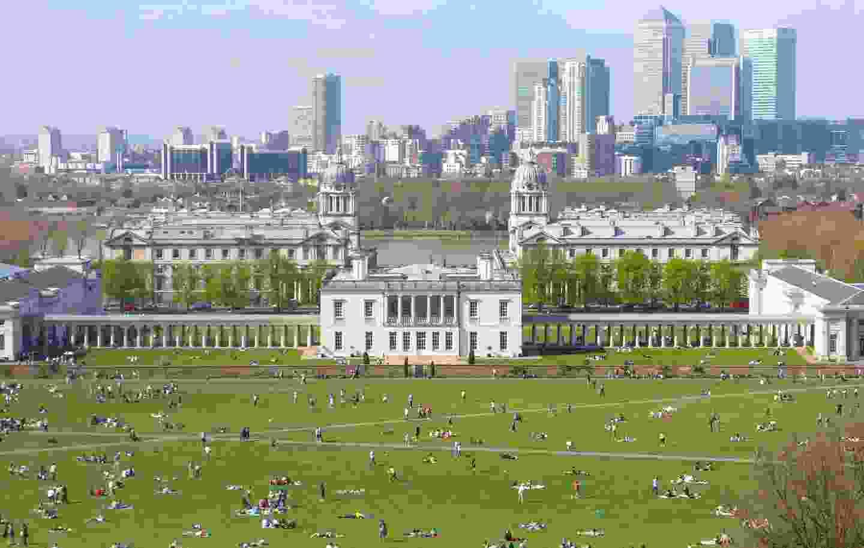 Greenwich Park. (Pixabay)