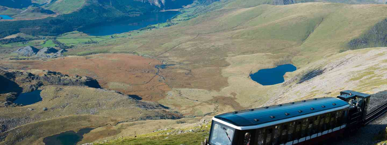 Snowdonia Mountain Railway (Shutterstock.com. See main credit below)