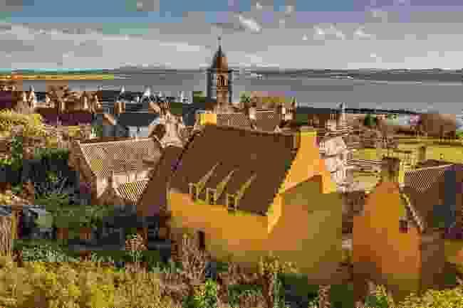 Colourful Culross (Dreamstime)