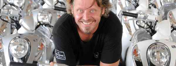 Charlie Boorman (AA Publishing)