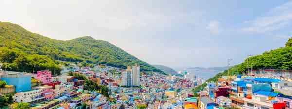 A view of South Korea (Dreamstime)