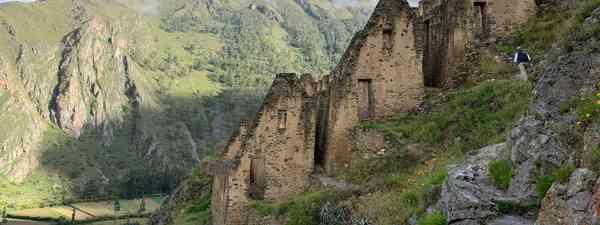 Hiking the Black Diamond, Peru (Sarah Baxter)