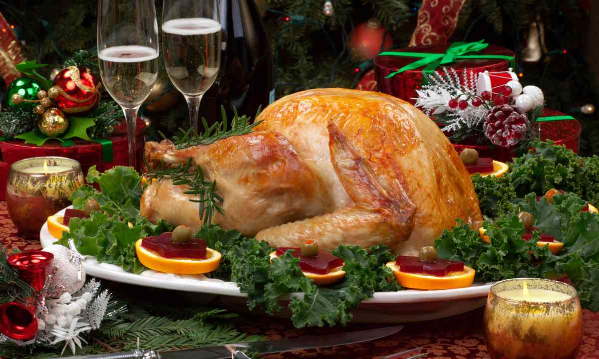 Christmas Turkey (Dreamstime)