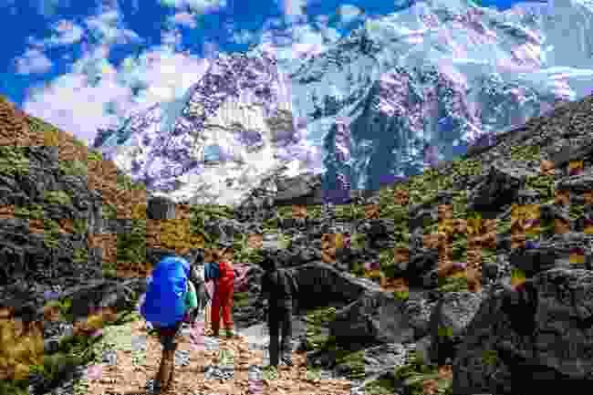 Salkantay mountain, Peru (Shutterstock)