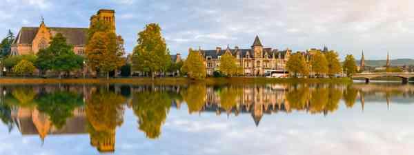 Inverness in autumn (Shutterstock)