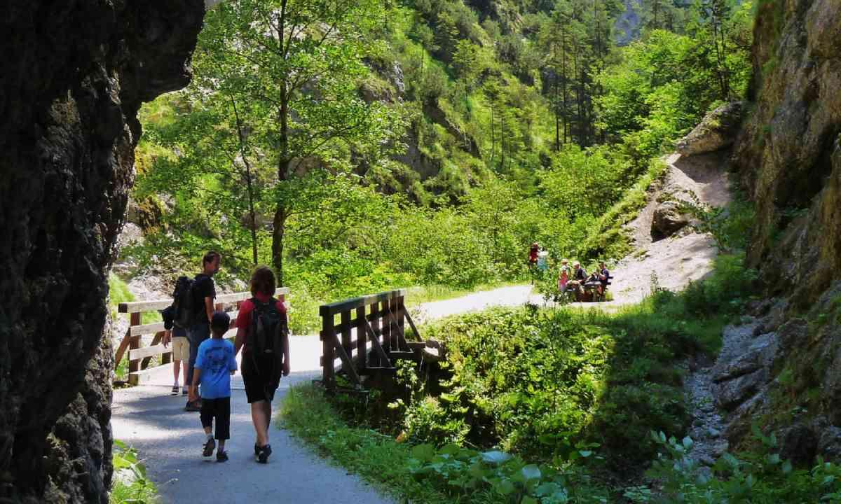 Hiking in Wildschönau (wildschoenau.com)