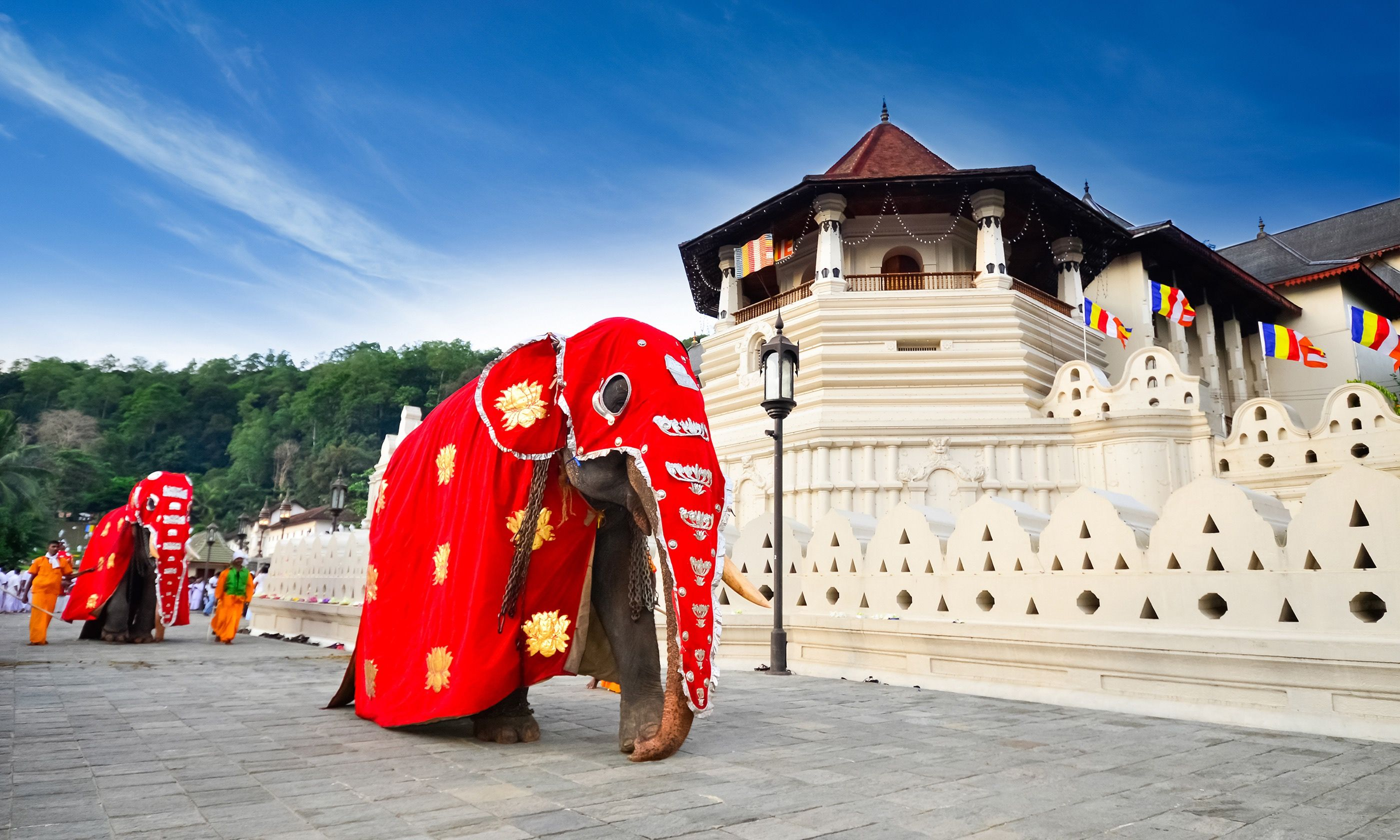 Temple of the Tooth, Kandy (Shutterstock.com)