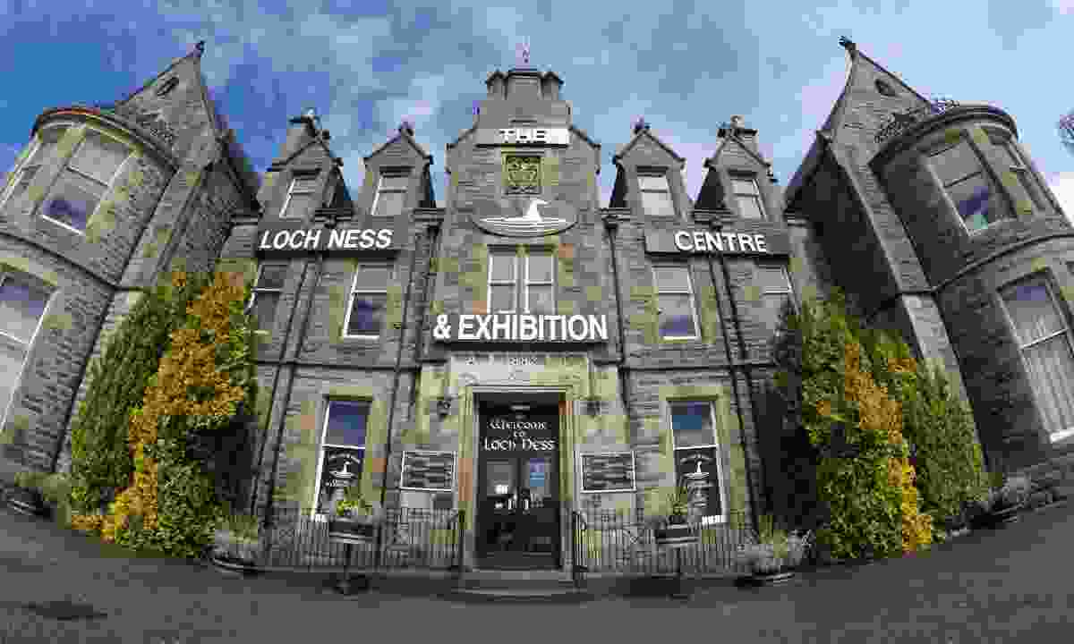 Loch Ness Exhibition Centre (Shutterstock)