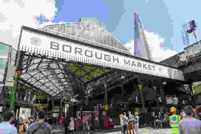 Borough Market. (Dreamstime)