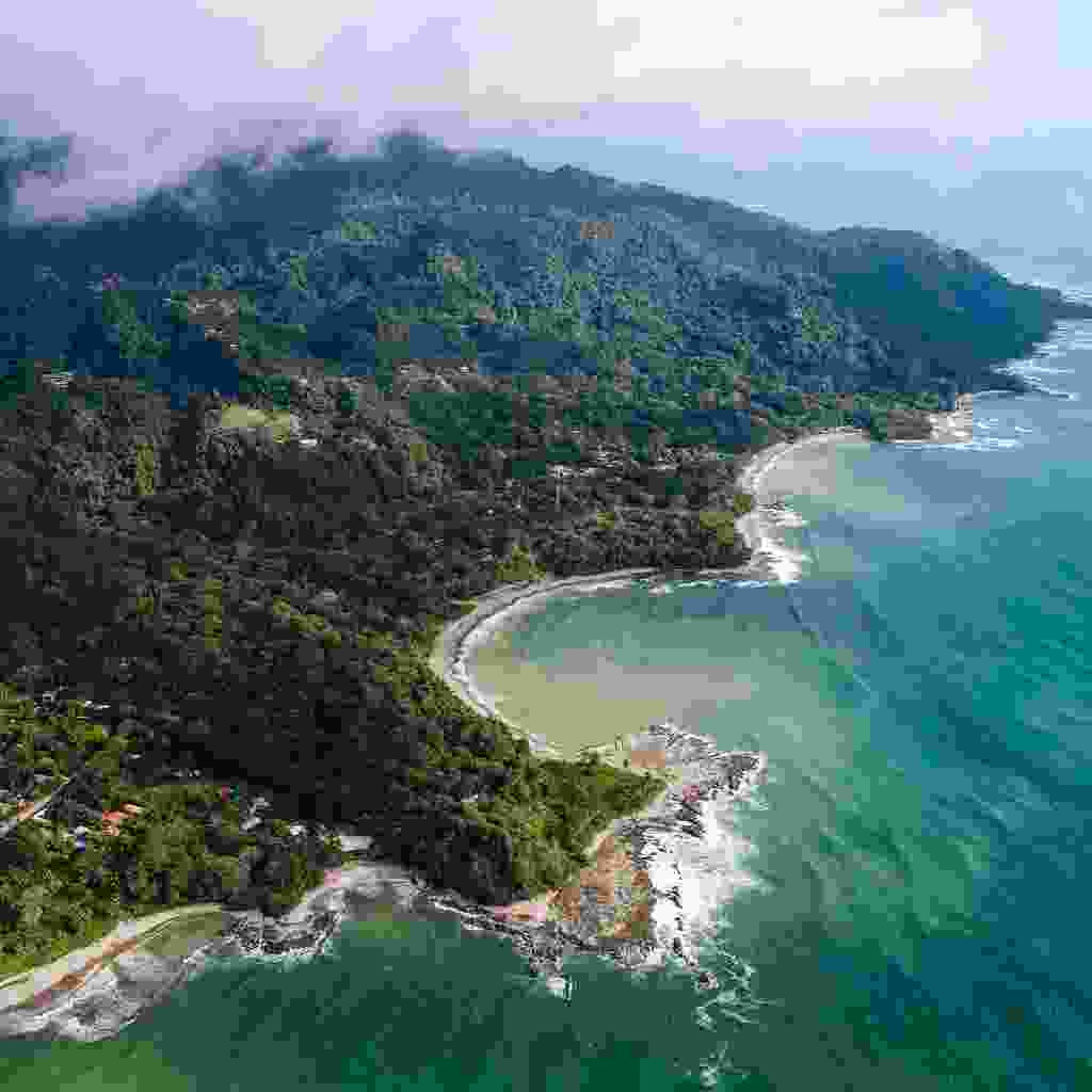 26% of Costa Rica is composed of procted areas