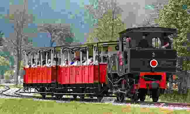 Achensee Cog Railway (Tirol Tourism)