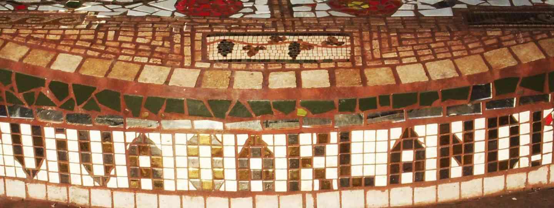Viva Oakland mural (Abdullah Daud/VisitOakland.com)
