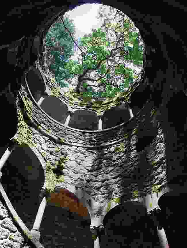 The Initiation Well at Quinta da Regaleira (Nora Wallaya)
