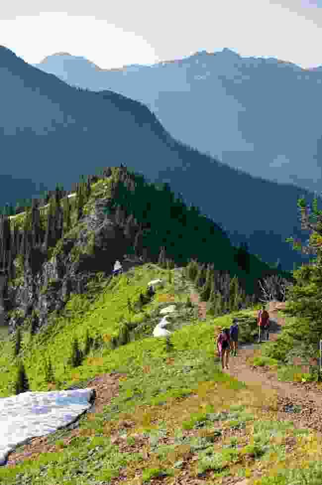 Idaho Peak, Slocan Valley (Destination BC/Dave Heath)