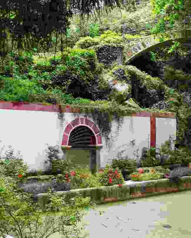 Tank of the Friars, Pena Park (Nora Wallaya)