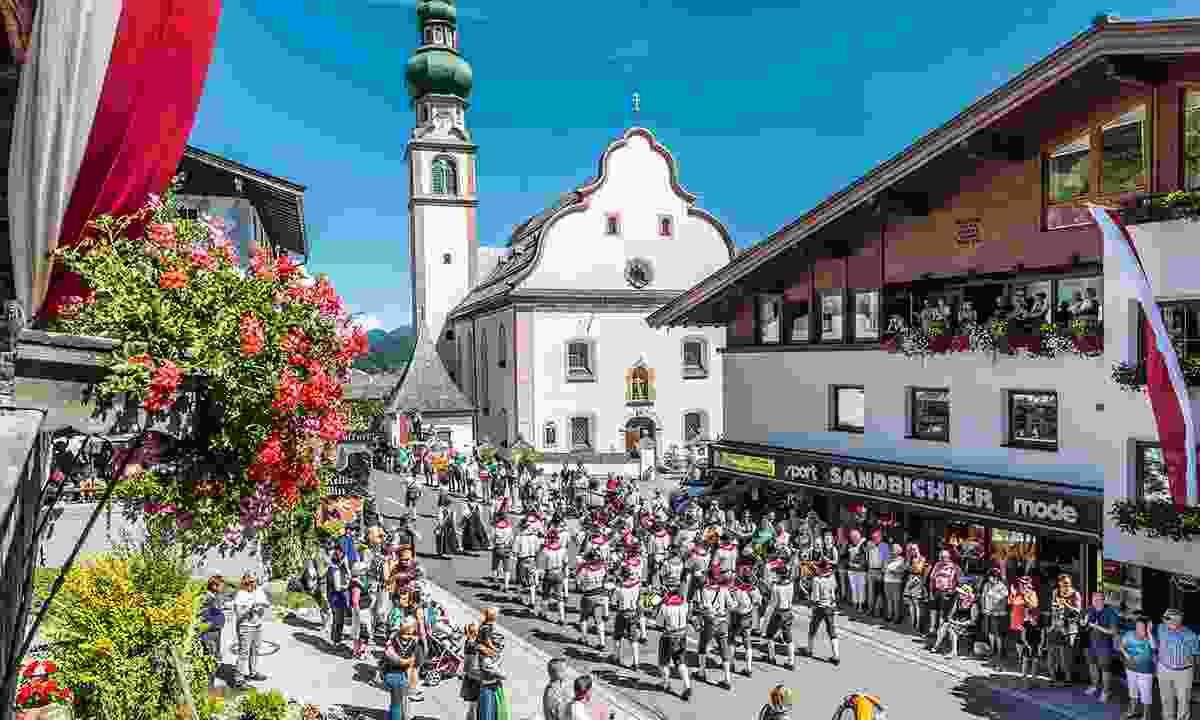 Talfest festival in Wildschönau (Wildschönau Tourismus)