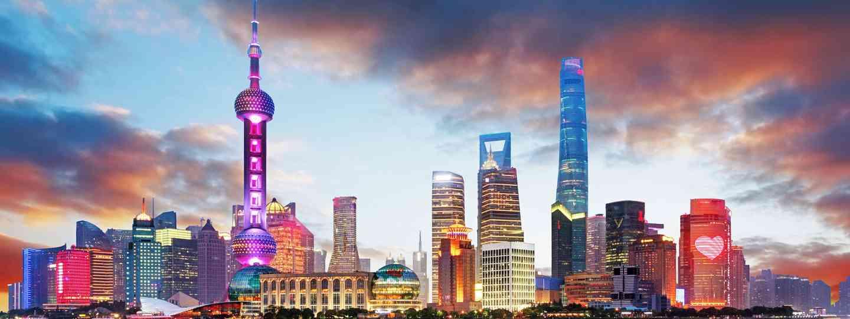 The Shanghai skyline (Dreamstime)