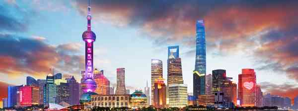 The Shanghai skyline (Dreamstime)