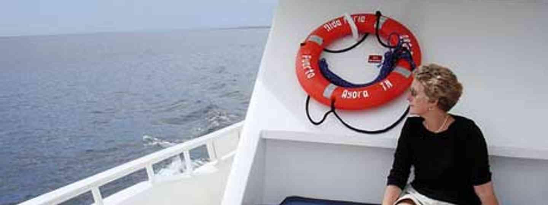 Don't let feeling seasick change the way you travel (Pete Gene)