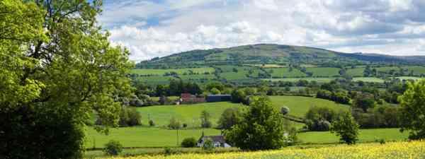 Rural Shropshire (Shutterstock)