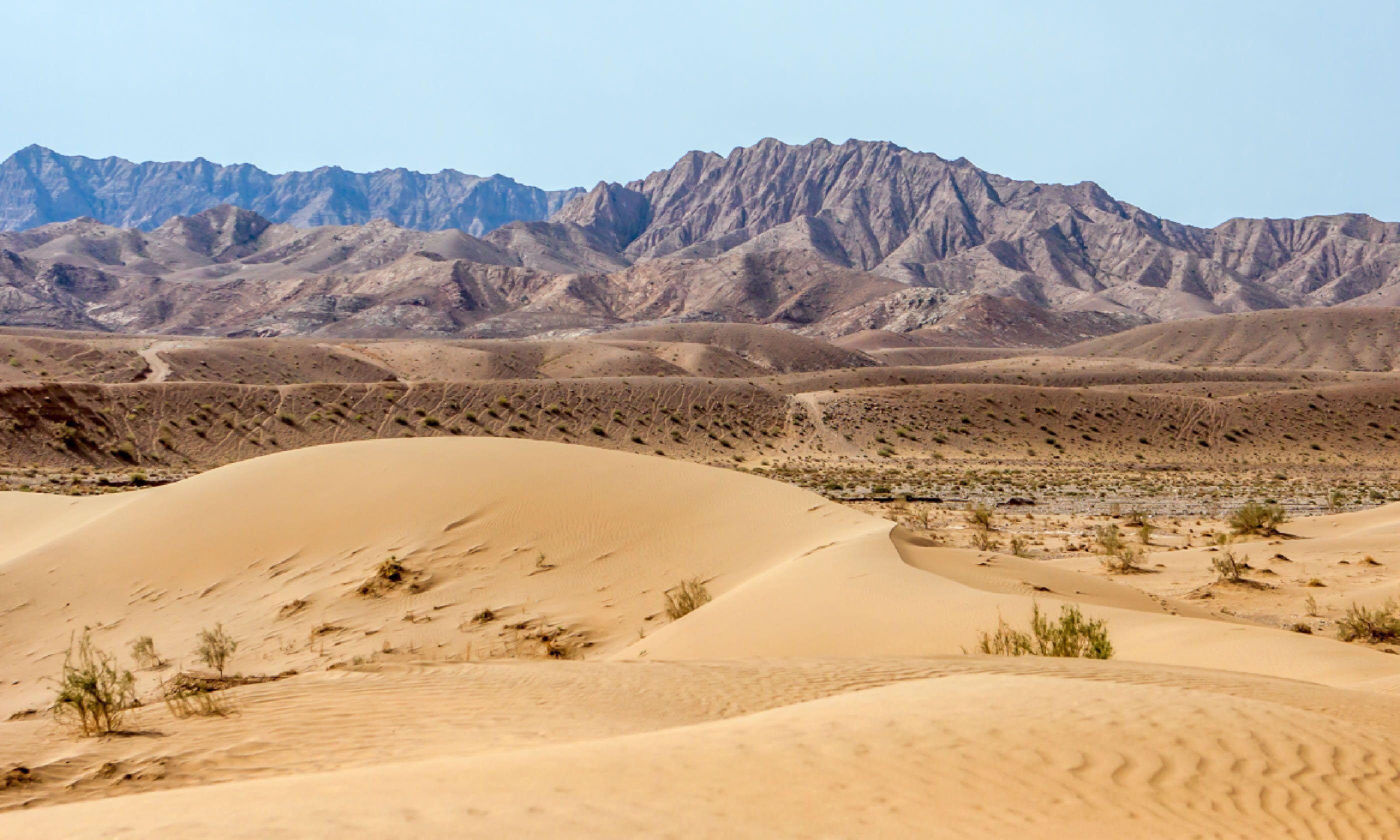 Dasht e Kavir (Shutterstock)