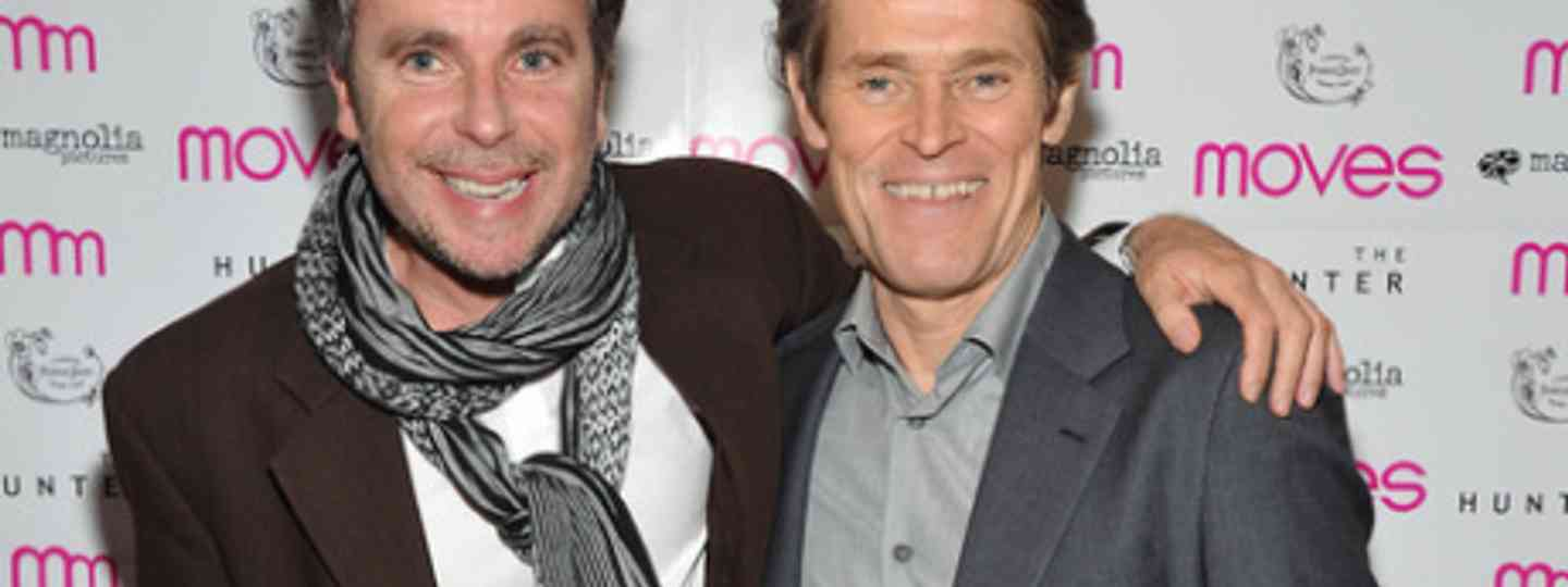 Daniel Nettheim and Willem Defoe