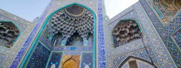 Imam (Shah) Mosque in Isfahan (Shutterstock)