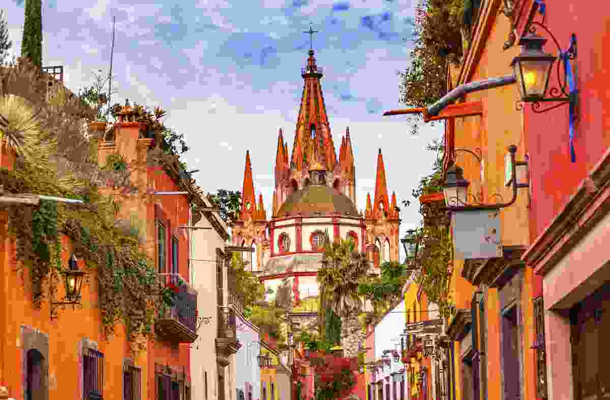 San Miguel de Allende (Shutterstock)