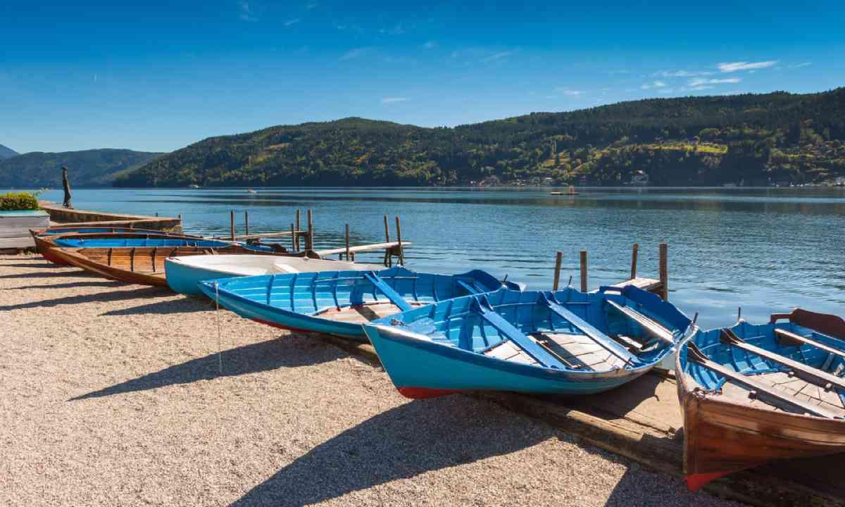 Lake Millstätter See (Shutterstock)