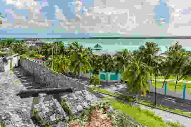 Bacalar in Quintana Roo, Mexico (Shutterstock)