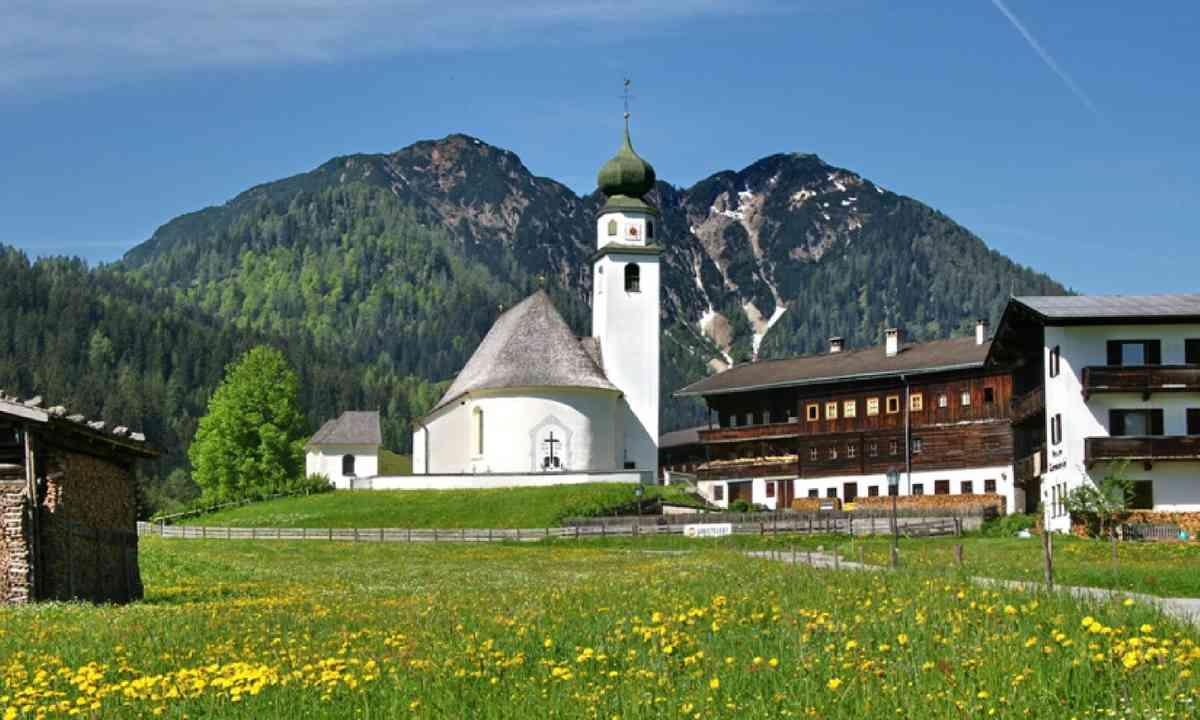 Thierbach (wildschoenau.com; H. Schmid)