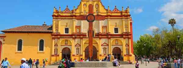 San Cristóbal de las Casas (Shutterstock)