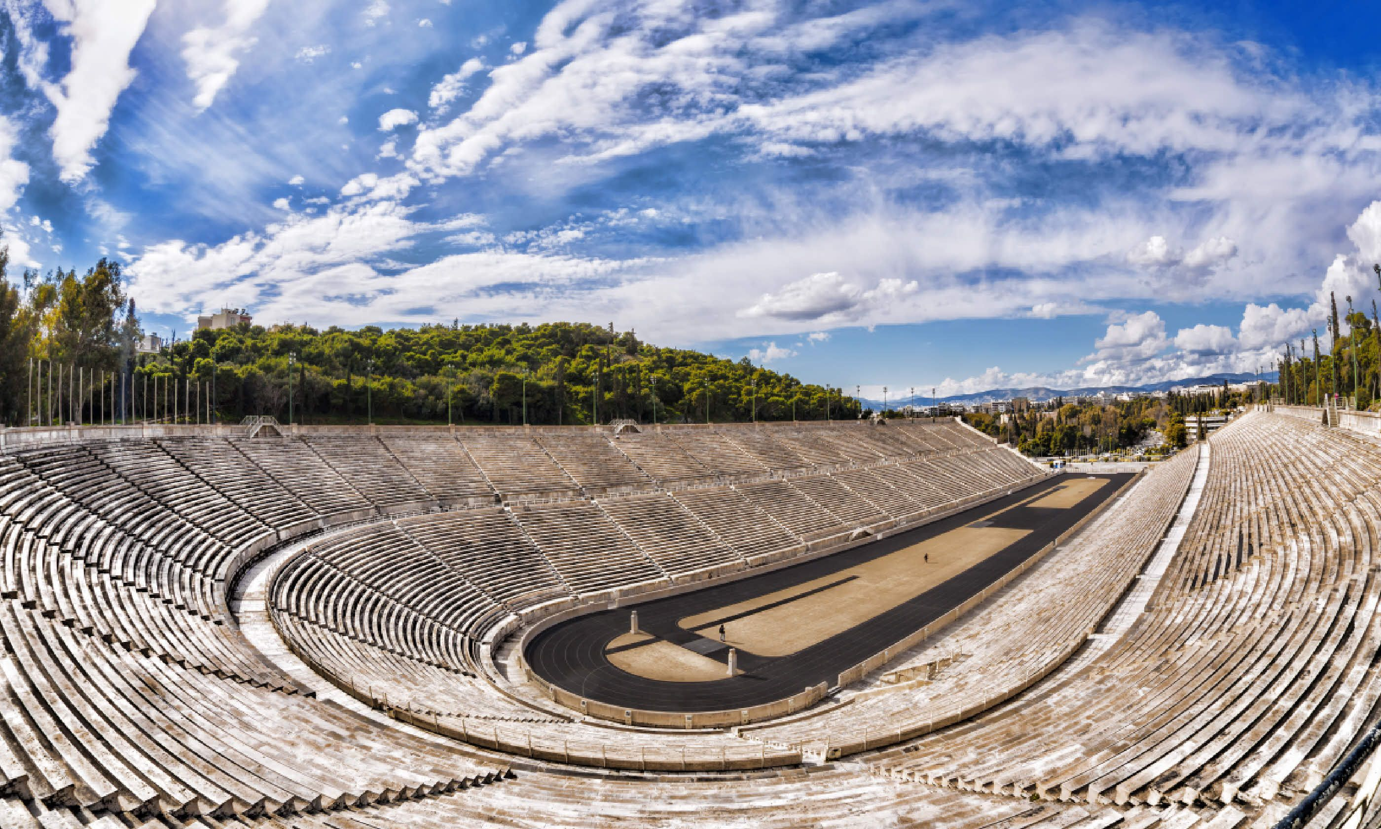 Panathenaic Stadium in Athens (Shutterstock)
