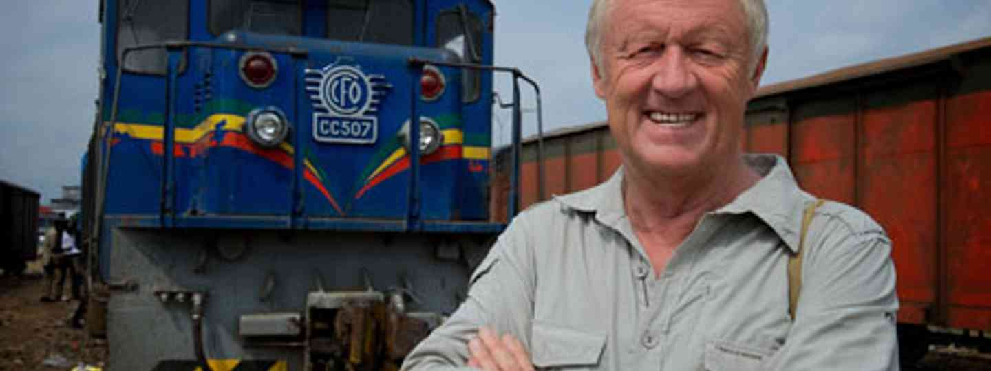 Chris Tarrant Congo Train (Channel 5)