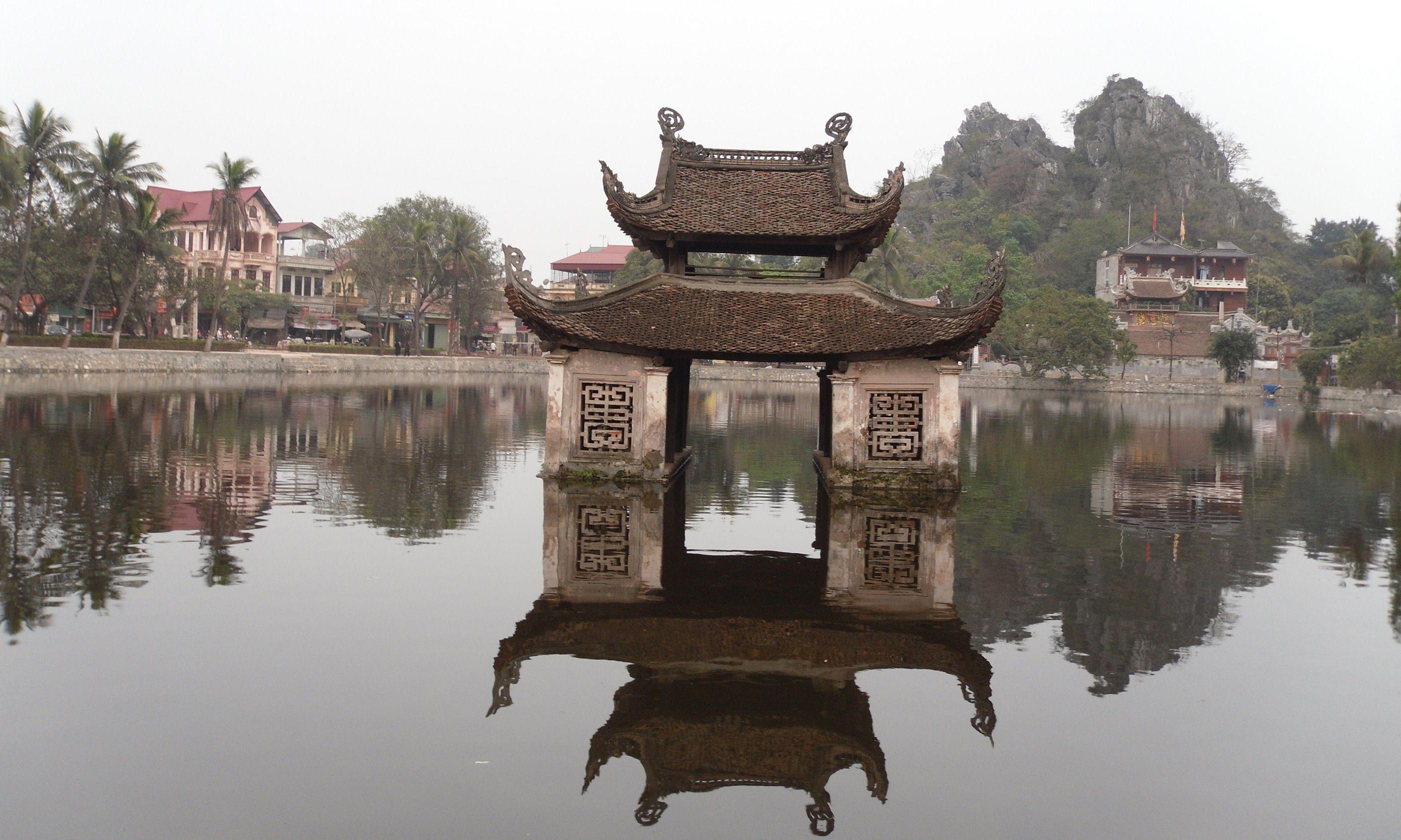 Thay Pagoda (Dreamstime)